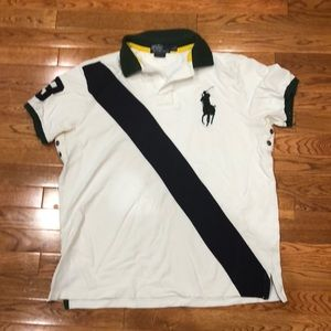 Polo shirt men's